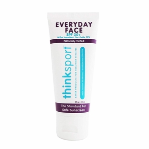 Thinkbaby Every Day Face Sunscreen, 2oz