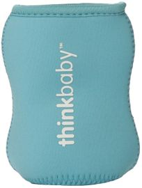 Thinkbaby Limestone Thermal Bottle Sleeve - Blue