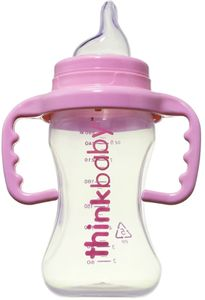 Thinkbaby Sippy Cup, 9 oz - Pink