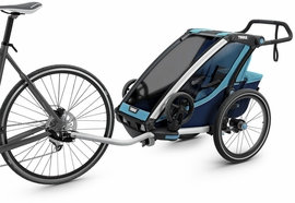 Thule Chariot Cross1 Trailer - Blue