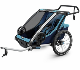 Thule Chariot Cross2 Trailer - Blue