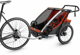 Thule Chariot Cross2 Trailer - Orange