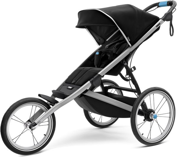 Thule Glide 2 Single Stroller - Black