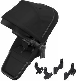 Thule Sleek Sibling Seat - All Black