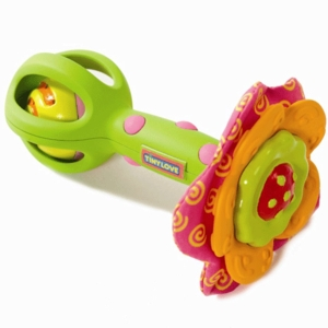 Tiny Love Flower Power Rattle Toy