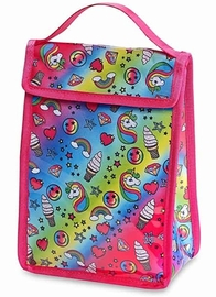 Top Trenz Insulated Snack Bag - Unicorn Fantasy