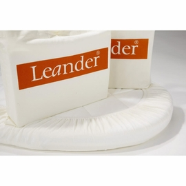 Tulip Leander Crib Sheets, Set of 2 - Off White