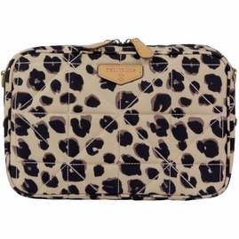 TWELVElittle Diaper Clutch - Leopard