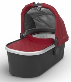 UPPAbaby 2018 / 2019 Bassinet - Denny (Red/Silver)