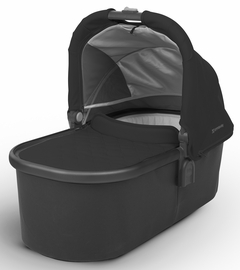 UPPAbaby 2018 / 2019 Bassinet - Jake (Black/Carbon)