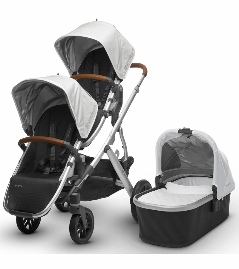 UPPAbaby Vista 2018 Double Strollers
