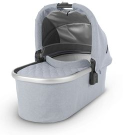 UPPAbaby 2019 Bassinet - William (Chambray Oxford/Silver)