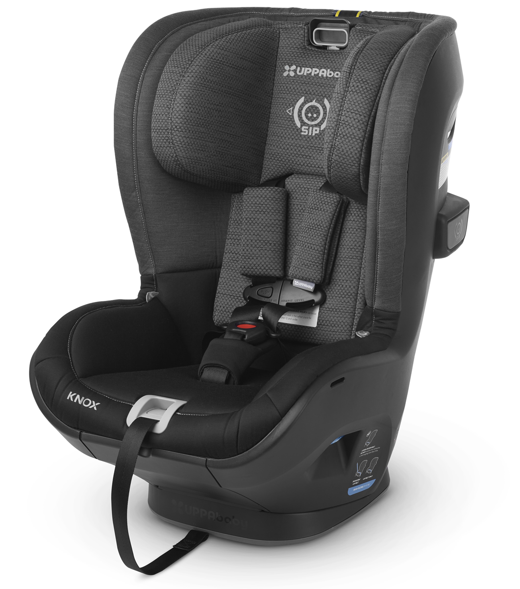 Uppababy 2019 Knox Convertible Car Seat Jake Black M 233 Lange