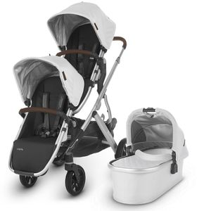 UPPAbaby 2019 VISTA Double Stroller - Bryce