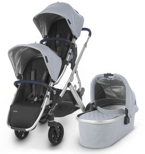 UPPAbaby 2019 VISTA Double Stroller - William
