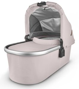UPPAbaby 2020 Bassinet - Alice (Dusty Pink/Silver/Saddle Leather)