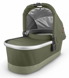 UPPAbaby Bassinet - Hazel (Olive/Silver/Saddle Leather)