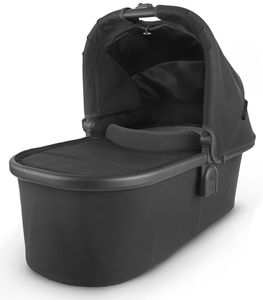 UPPAbaby Bassinet - Jake (Black/Carbon/Black Leather)
