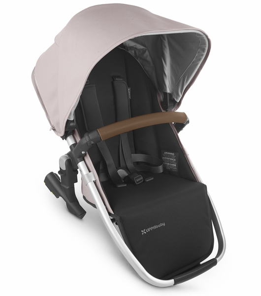 UPPAbaby Rumbleseat V2 - Alice (Dusty Pink/Silver/Saddle Leather)