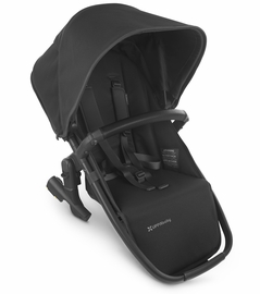 UPPAbaby 2020 Rumbleseat V2 - Jake (Black/Carbon/Black Leather)