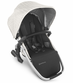 UPPAbaby 2020 Rumbleseat V2 - Sierra (Dune Knit/Silver/Black Leather)