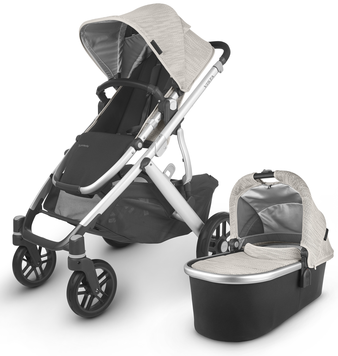 Image result for uppababy vista v2