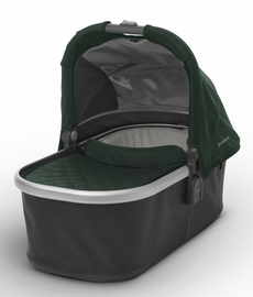 UPPAbaby 2017 Bassinet - Austin (Hunter/Silver)