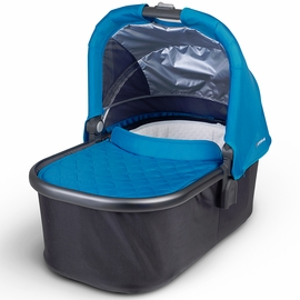 UPPAbaby Bassinet - Georgie (Marine Blue/Carbon)