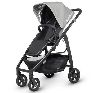 UPPAbaby 2016 CRUZ Stroller - Pascal (Grey/Carbon)