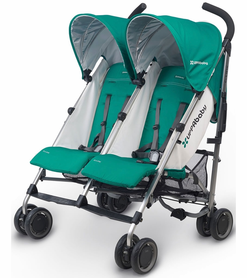 Uppababy 2018 G Link Double Stroller Ella