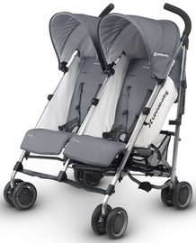UPPAbaby G-Link Double Stroller - Pascal