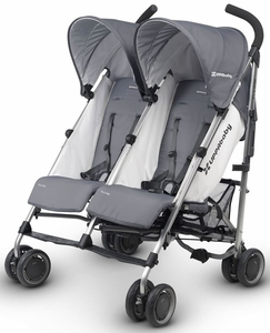 UPPAbaby Open Box 2018 G-Link Double Stroller - Pascal