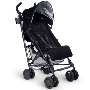 UPPAbaby 2017 G-LUXE Stroller - Jake (Black/Carbon) - OPEN BOX RETURN