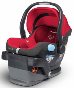 UPPAbaby MESA Infant Car Seat - Denny (Red)