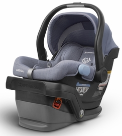 UPPAbaby 2018 / 2019 MESA Infant Car Seat - Henry (Blue Marl)