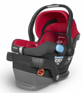 UPPAbaby Open Box 2018 / 2019 MESA Infant Car Seat - Denny (Red)