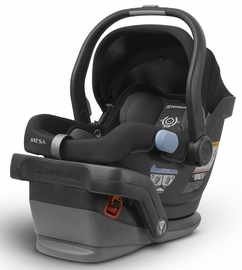 UPPAbab MESA Infant Car Seat - Jake (Black)