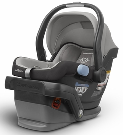UPPAbaby 2017 MESA Infant Car Seat - Pascal (Grey) - OPEN BOX