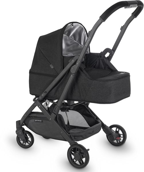 UPPAbaby MINU From Birth Kit - Jake (Black Melange)