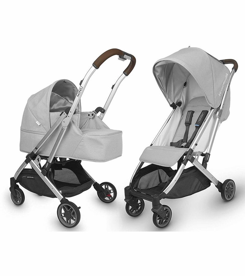 UPPAbaby Open Box Minu Stroller + From Birth Kit - Devin