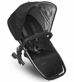 UPPAbaby 2017 RumbleSeat - Jake (Black/Carbon)