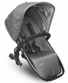 UPPAbaby 2017 RumbleSeat - Pascal (Grey/Carbon)