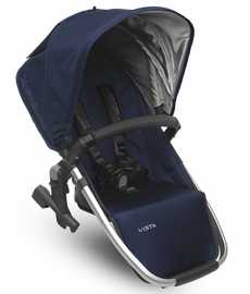 UPPAbaby 2017 RumbleSeat - Taylor (Indigo/Silver)