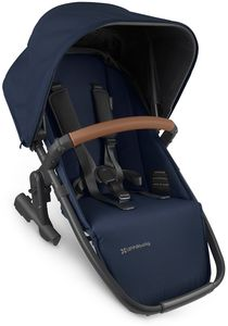 UPPAbaby RumbleSeat V2 - Noa (Navy/Carbon/Saddle Leather)
