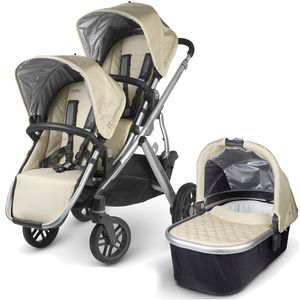 UPPAbaby 2016 VISTA Double Stroller - Lindsey