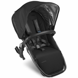 UPPAbaby VISTA 2015 RumbleSeat - Jake (Black/Carbon)