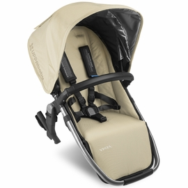 UPPAbaby VISTA 2015 RumbleSeat - Lindsey (Wheat/Silver)