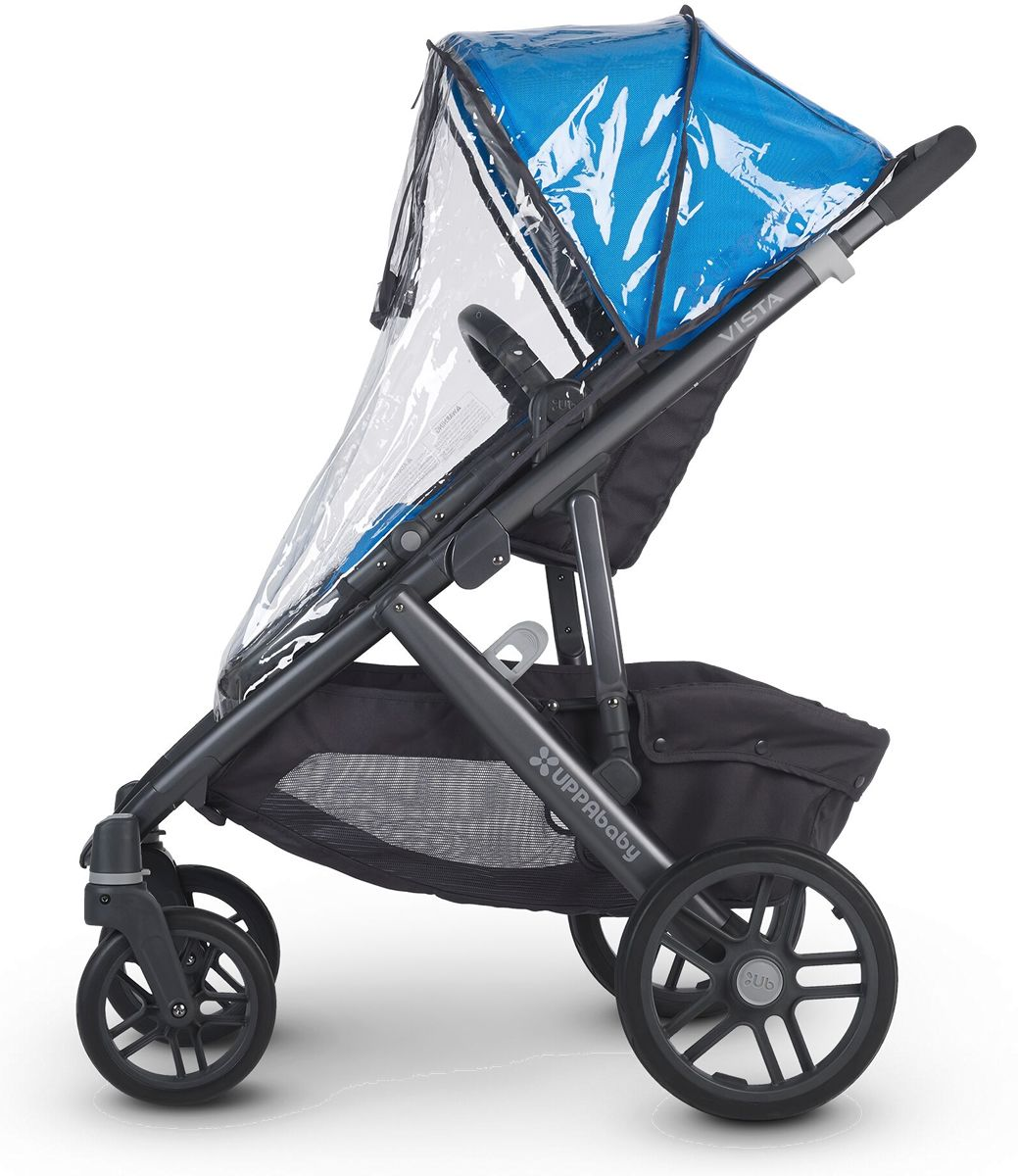 Raincover Compatible with Uppababy Vista Pushchair