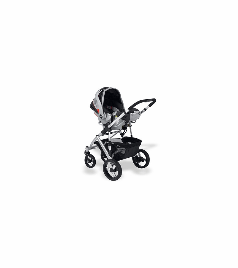UppaBaby VISTA Graco Classic Connect Infant Car Seat Adapter 2014