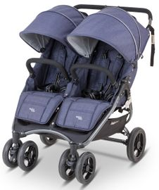 Valco Snap Duo Tailormade Stroller - Blue Denim